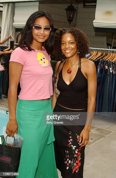 Joanna Bacalso and Benita Hall during The Ultimate Crib Day Two at Viceroy Hotel in Santa Monica California United States