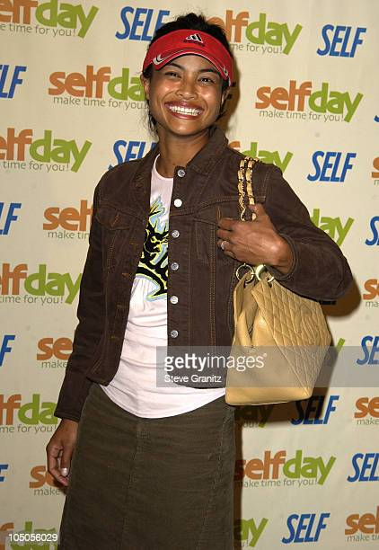 Joanna Bacalso during Fourth Annual Self Day Celebration April 9th at Peninsula Hotel in Westwood California United States