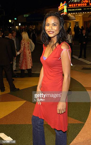 Joanna Bacalso during Head of State Premiere at Bruin Theater in Westwood California United States