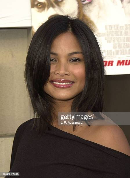 Joanna Bacalso during Snow Dogs Premiere at El Capitan Theatre in Hollywood California United States