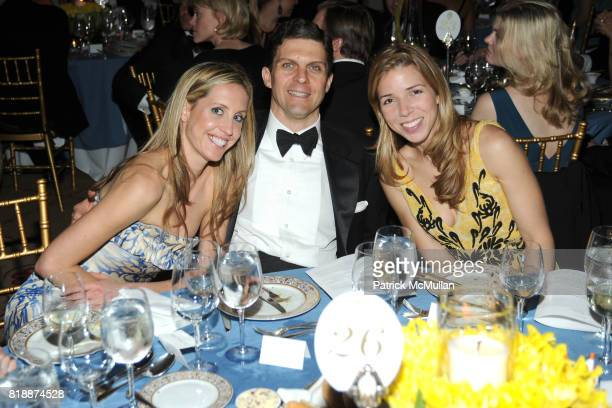 Joanna Baker Peter de Neufville and Phaedra Chrousos attend 13th Annual ASPCA Bergh Ball at The Plaza on April 15 2010 in New York City
