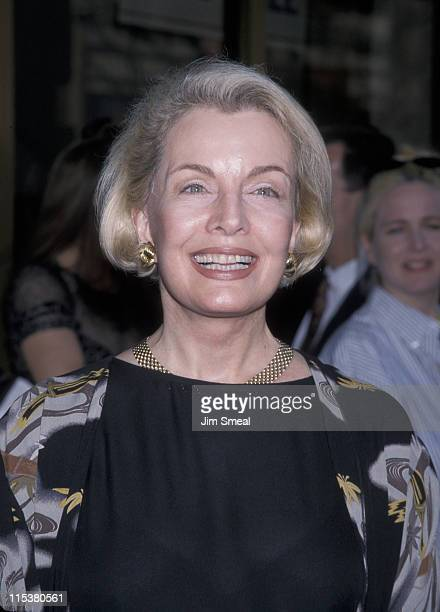 Joanna Barnes during The Parent Trap Los Angeles Premiere at Mann National Theatre in Westwood California United States