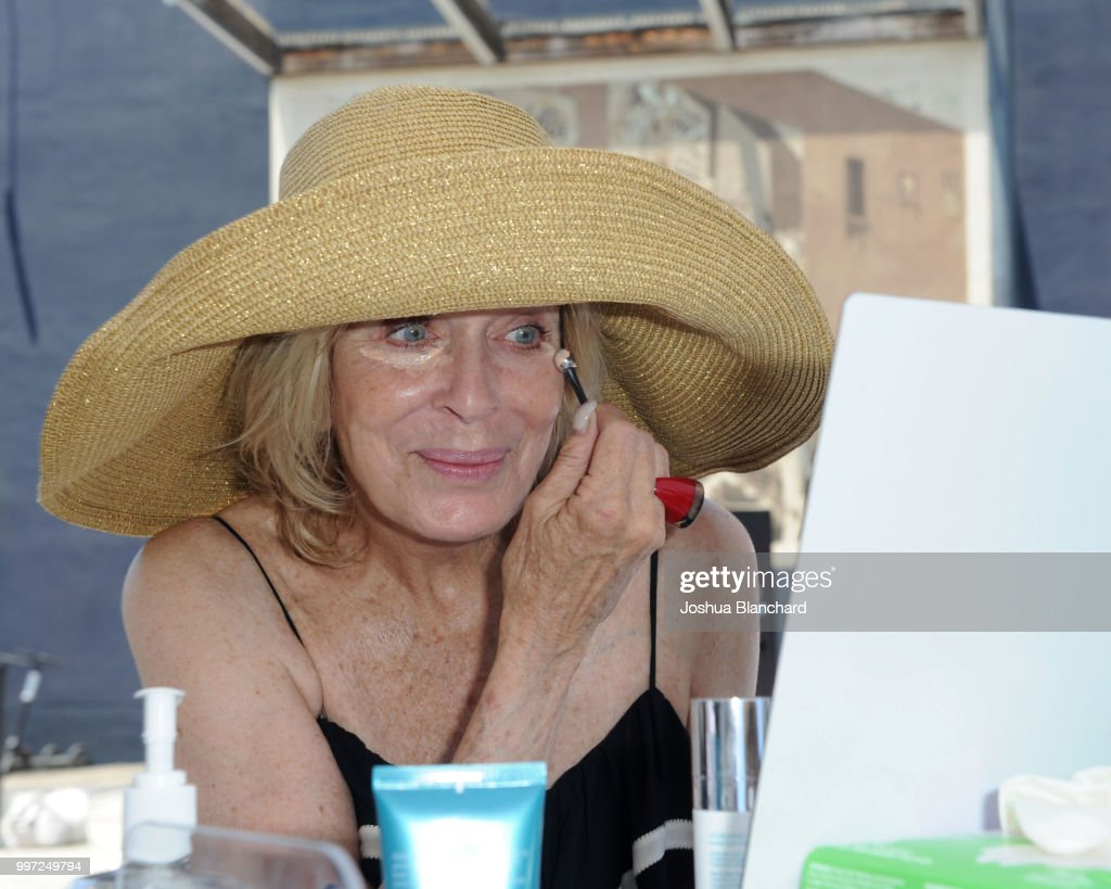 Joanna Cassidy attends the HydraFacial World Tour - Los Angeles on July 12, 2018 in Venice, California.