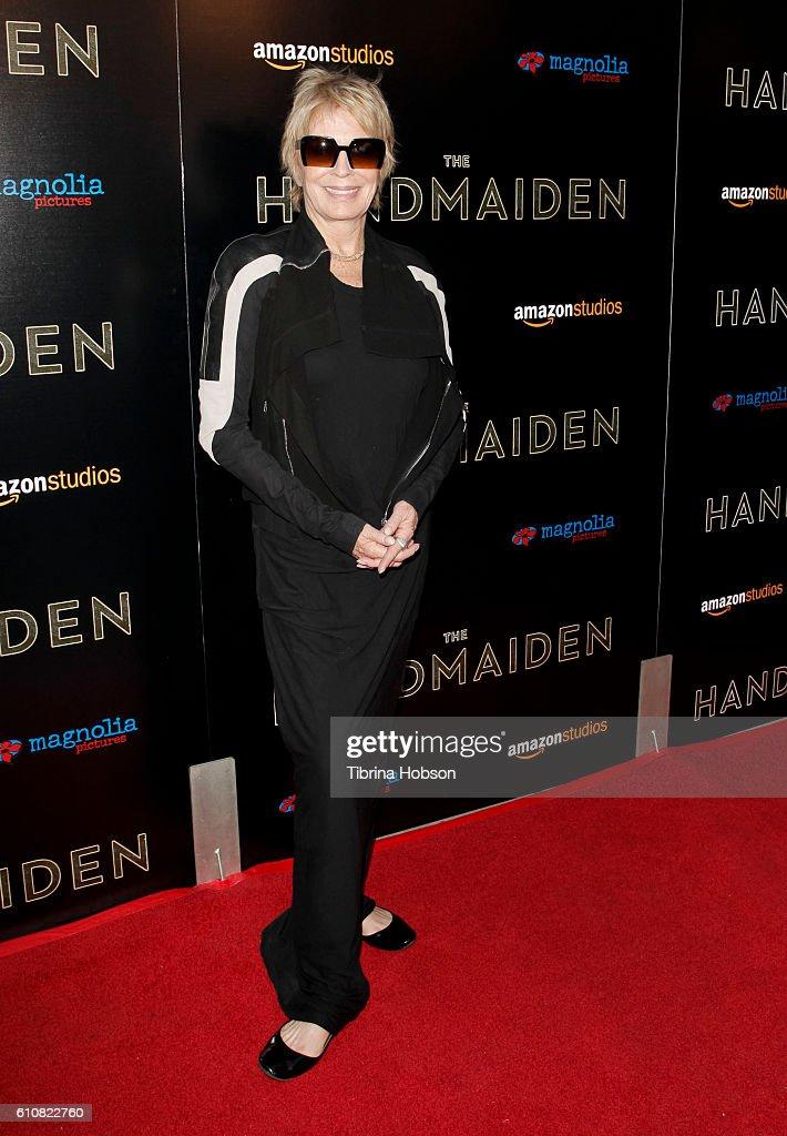 "Premiere Of Amazon Studios' ""The Handmaiden"" - Arrivals"