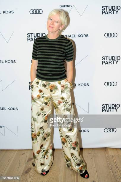 Joanna Coles attends The Whitney Museum's Annual Studio Party at The Whitney Museum of American Art on May 23 2017 in New York City