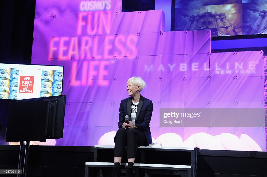 Cosmopolitan Magazine's Fun Fearless Life Conference Powered By WME Live - Day 2 : News Photo