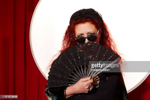 Joanna Eatwell attends the 22nd Costume Designers Guild Awards at The Beverly Hilton Hotel on January 28 2020 in Beverly Hills California