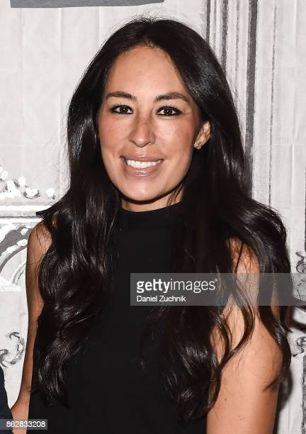 """Joanna Gaines attends the Build Series to discuss the new book """"Capital Gaines: Smart Things I Learned Doing Stupid Stuff"""" at Build Studio on October..."""