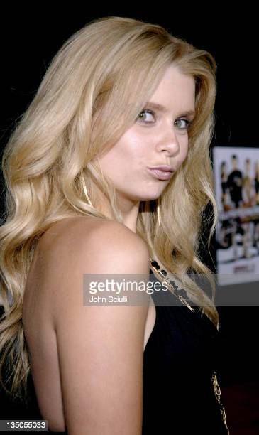Joanna Garcia during 'Supercross' Los Angeles Premiere Red Carpet at Veterans Administration Complex in Westwood California United States
