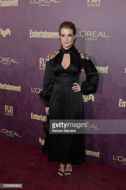 JoAnna Garcia Swisher attends the 2018 PreEmmy Party hosted by Entertainment Weekly and L'Oreal Paris at Sunset Tower on September 15 2018 in Los...