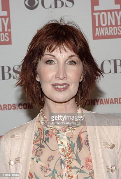 Joanna Gleason during 59th Annual Tony Awards Meet The Nominees Press Reception at The View at The Marriot Marquis in New York City New York United...