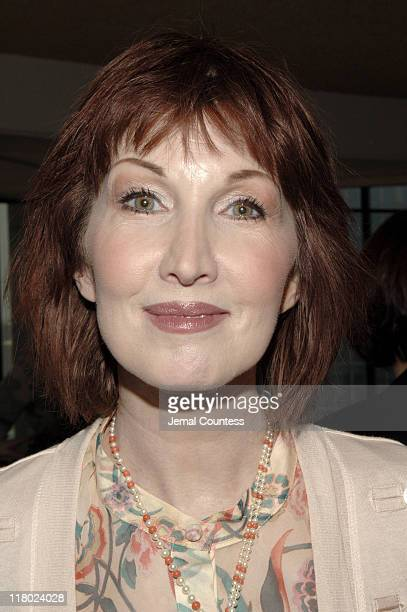 Joanna Gleason during 59th Annual Tony Awards 'Meet The Nominees' Press Reception at The View at The Marriot Marquis in New York City New York United...