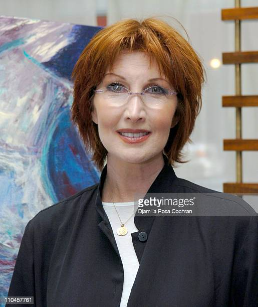 Joanna Gleason during Celebrity Waiters Serve Up Sapa's Southeast Asian Cuisine to Benefit Project ALS at Sapa Restaurant in New York New York United...