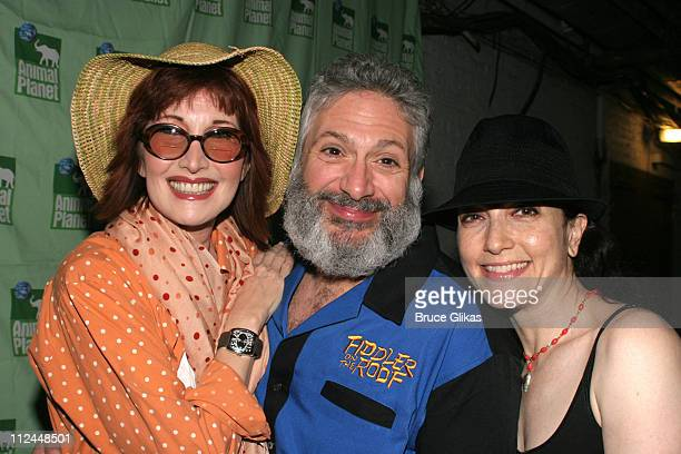 Joanna Gleason Harvey Fierstein and Bebe Neuwirth