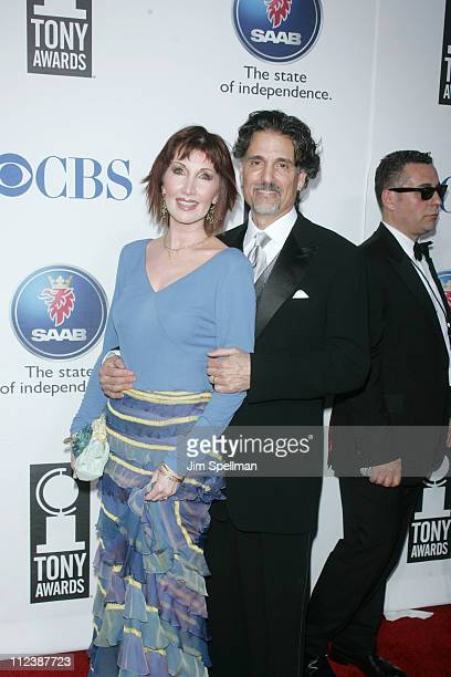 Joanna Gleason nominee Best Performance by a Featured Actress in a Musical for Dirty Rotten Scoundrels and Chris Sarandon