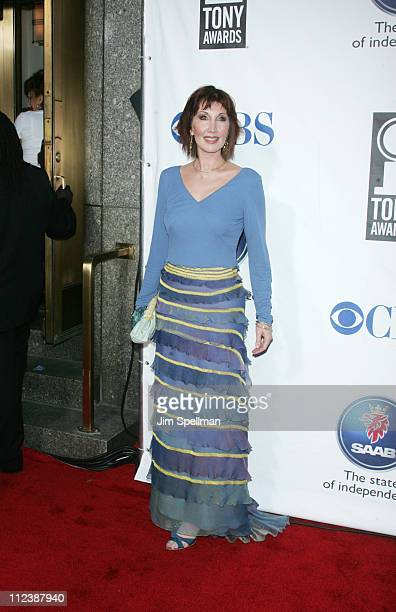 Joanna Gleason nominee Best Performance by a Featured Actress in a Musical for Dirty Rotten Scoundrels