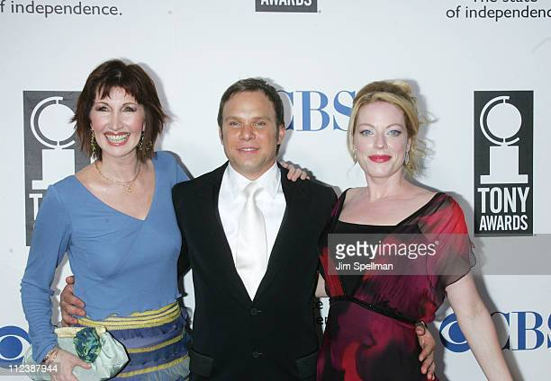 Joanna Gleason nominee Best Performance by a Featured Actress in a Musical for Dirty Rotten Scoundrels Norbert Leo Butz nominee Best Performance by a...