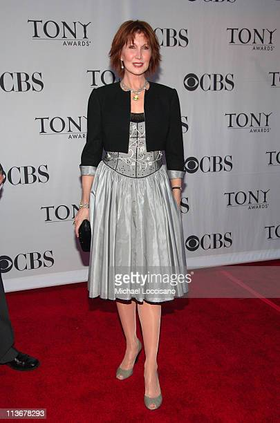 Joanna Gleason presenter during 60th Annual Tony Awards Arrivals at Radio City Music Hall in New York City New York United States