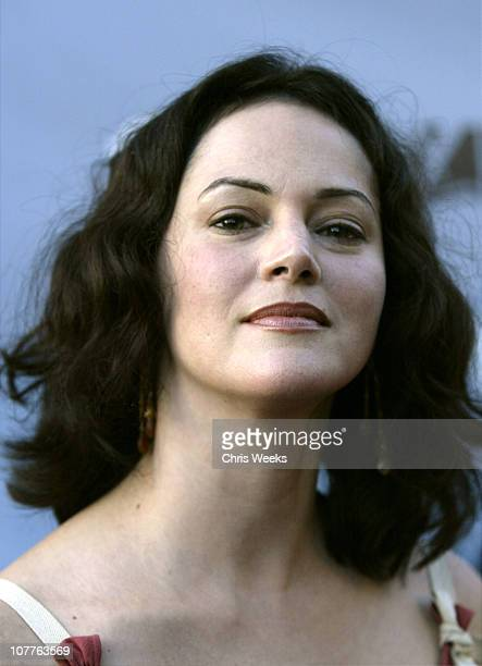 Joanna Going during Nip/Tuck Season 2 Premiere Red Carpet at Paramount Theatre in Los Angeles California United States