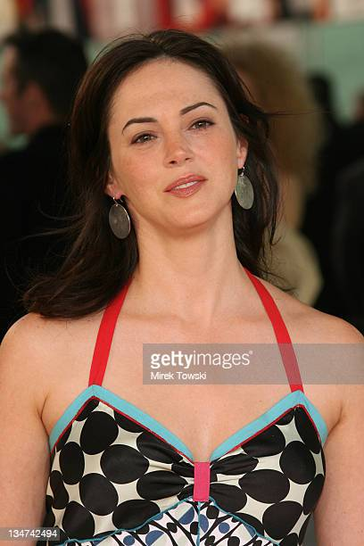 Joanna Going during The Lake House Los Angeles Premiere Arrivals at Arclight Cinerama Dome in Hollywood California United States