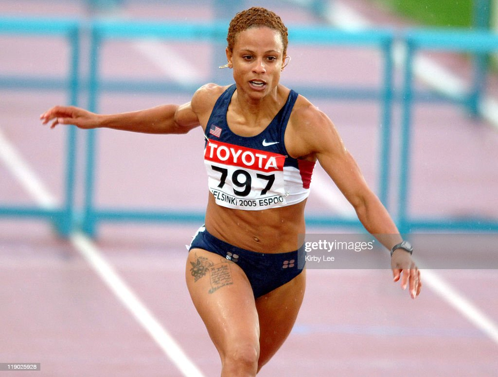 2005 IAAF World Championships in Athletics - Women's 100m Hurdle Semifinals -