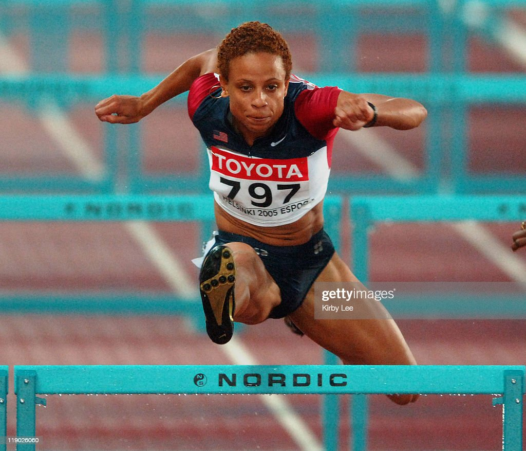 2005 IAAF World Championships in Athletics - Women's 100m Hurdles - First Round
