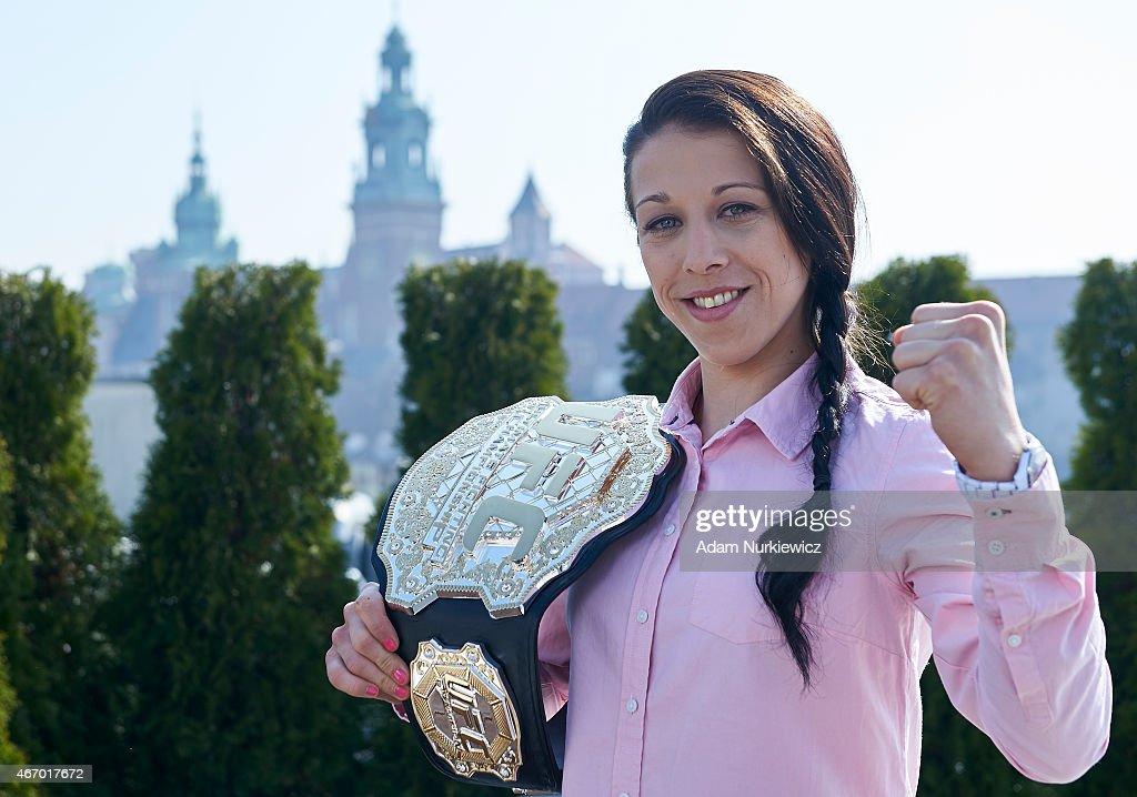 Joanna Jedrzejcyzk Championship Homecoming