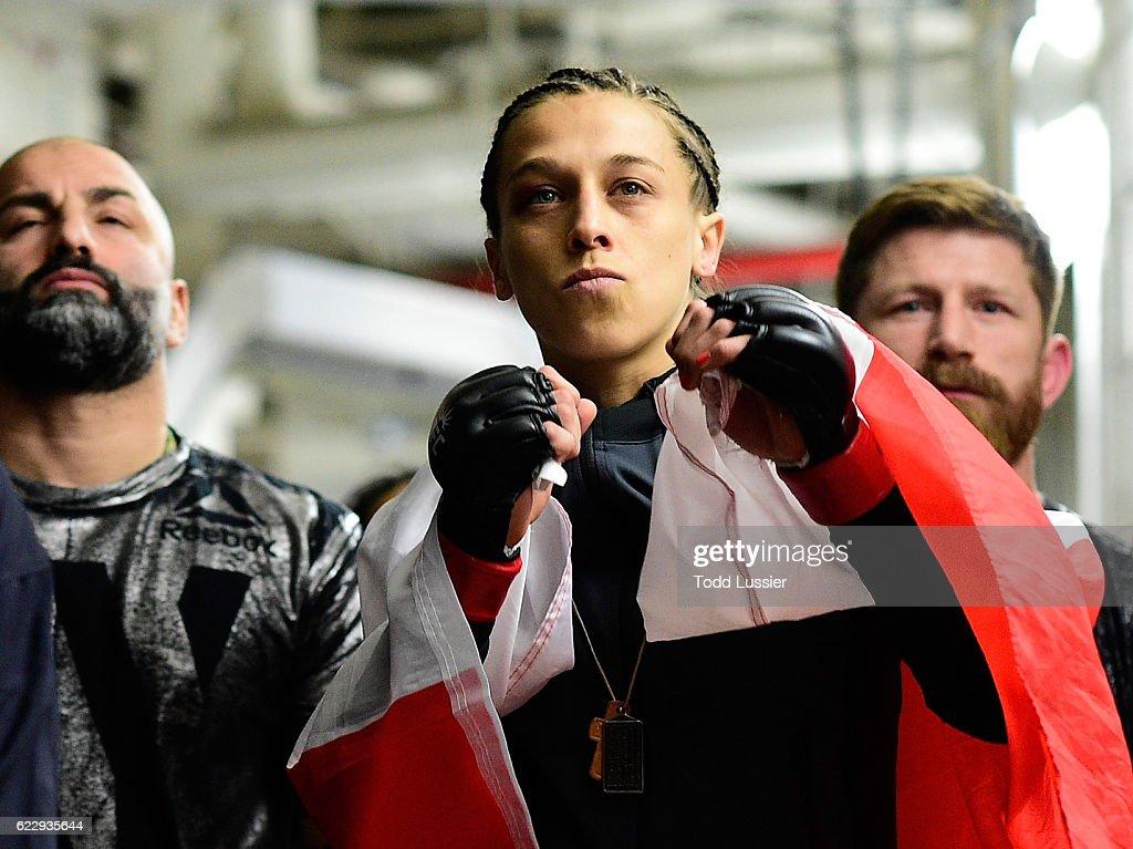 UFC 205: Alvarez v McGregor : News Photo