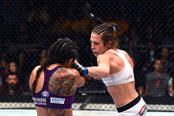 UFC Fight Night - Gadelha v Jedrzejczyk