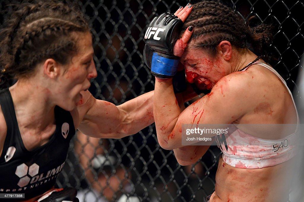 UFC Berlin: Jedrzejczyk v Penne : News Photo