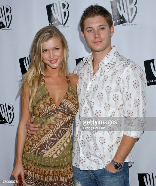 Joanna Krupa And Jensen Ackles
