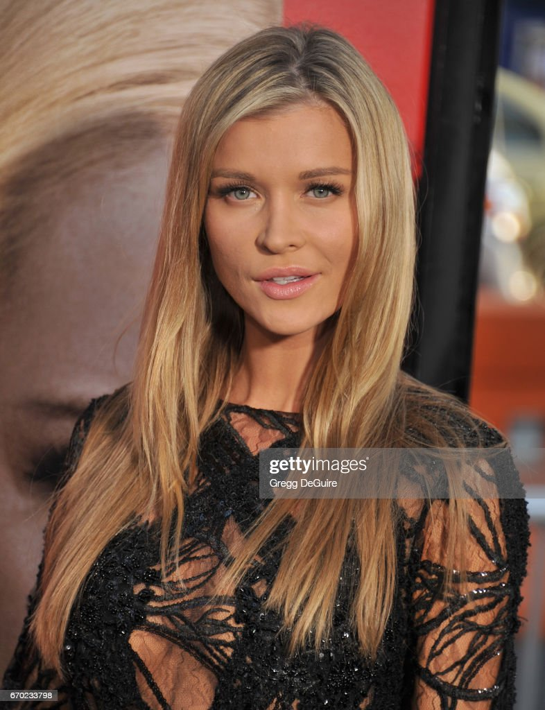 Joanna Krupa arrives at the premiere of Warner Bros. Pictures' 'Unforgettable' at TCL Chinese Theatre on April 18, 2017 in Hollywood, California.