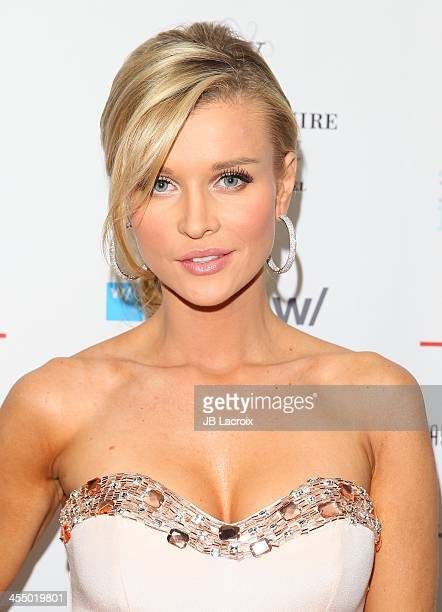 Joanna Krupa attends the Angels For Animal Rescue at Jason Of Beverly Hills on December 10 2013 in Beverly Hills California