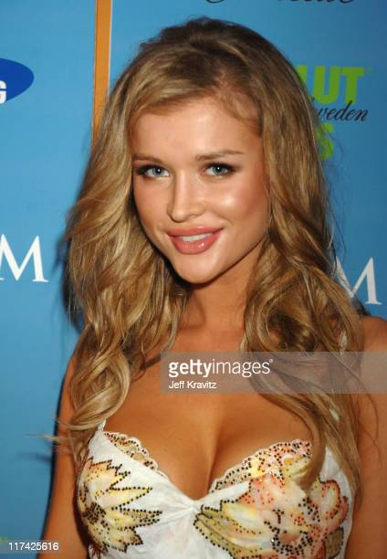 Joanna Krupa during Hotel De Maxim Party for Super Bowl XLI Arrivals at Sagamore Hotel in Miami Beach Florida United States