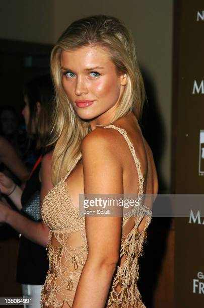 Joanna Krupa during Maxim Magazine Hot 100 Party in Celebration of the Grand Opening of Body English In the Hard Rock Hotel Casino Red Carpet at Hard...