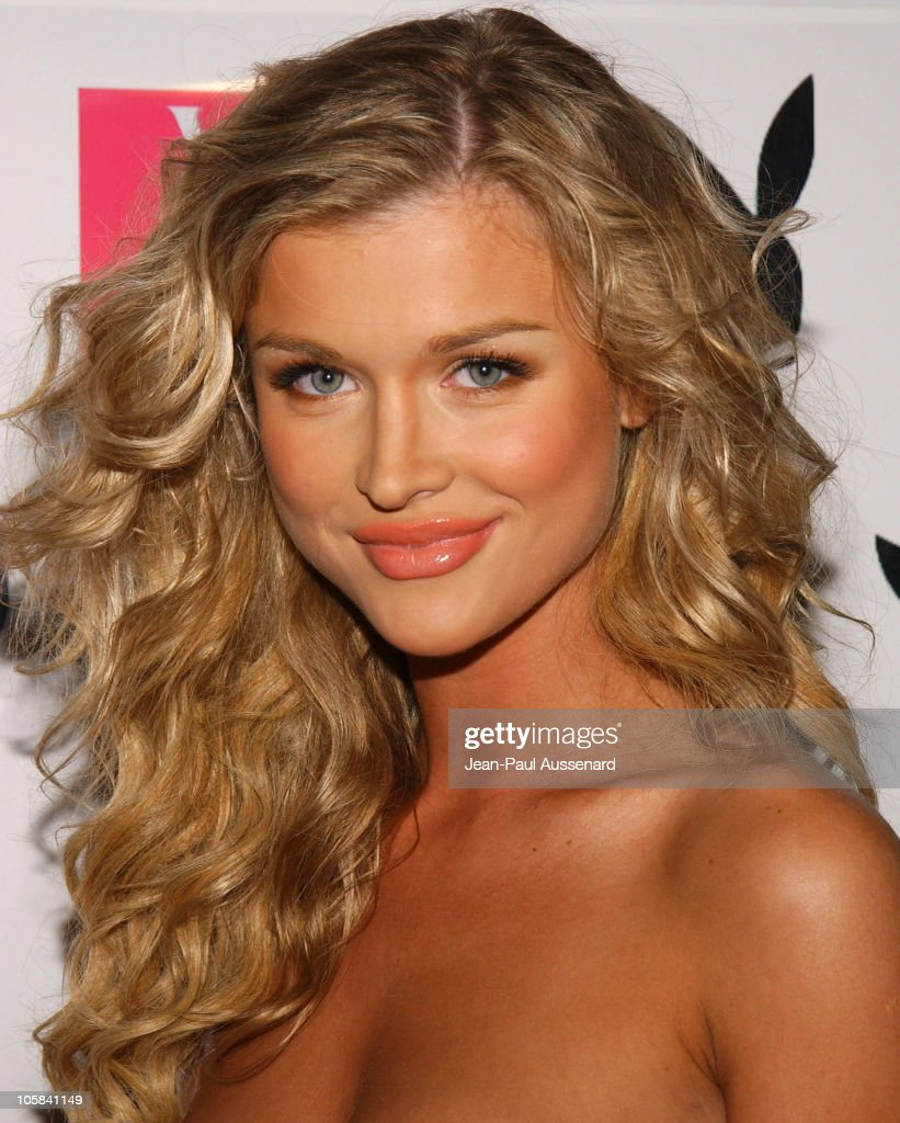Playboy July 2005 Issue Release Party for Cover Model Joanna Krupa