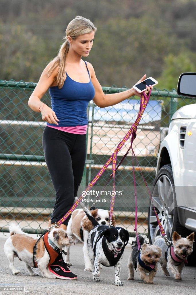 Celebrity Sightings In Los Angeles - August 30, 2017 : Fotografía de noticias