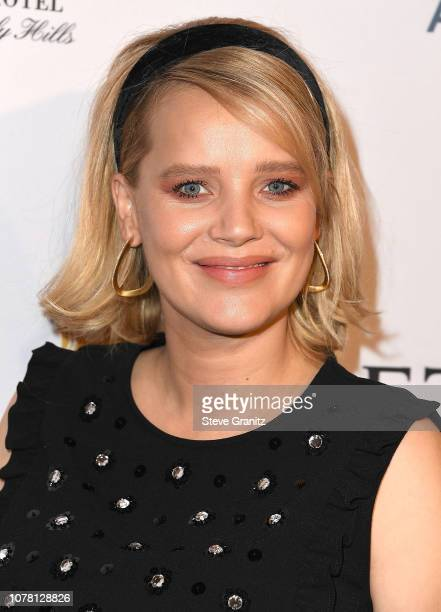 Joanna Kulig arrives at the The BAFTA Los Angeles Tea Party at Four Seasons Hotel Los Angeles at Beverly Hills on January 5, 2019 in Los Angeles,...