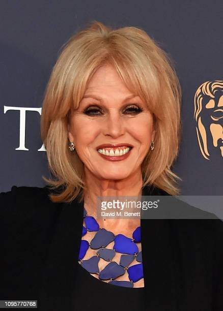 Joanna Lumley attends the BAFTA Film Gala at the The Savoy Hotel ahead of the EE British Academy Film Awards this Sunday on February 8 2019 in London...