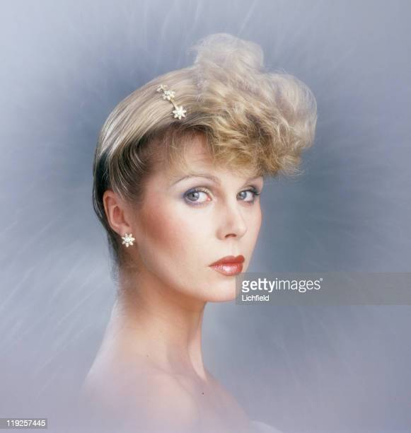 Joanna Lumley British actress 17th February 1978