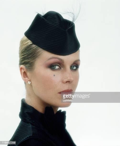 Joanna Lumley British actress 1st September 1978