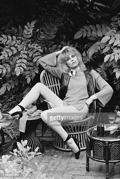 Joanna Lumley British actress 2nd June 1978