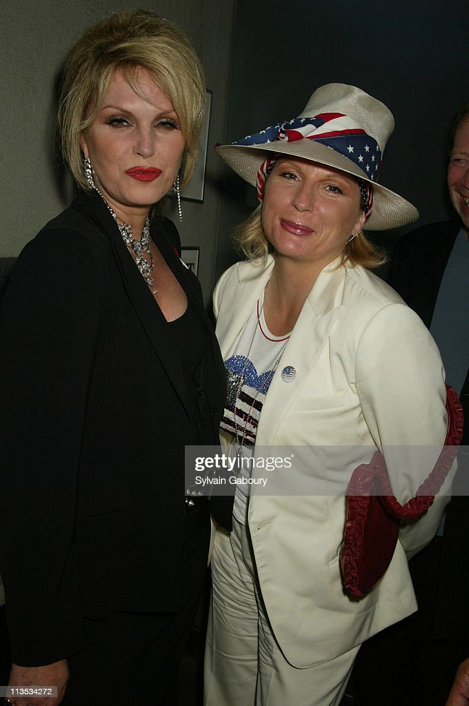 Is Jennifer Saunders Bisexual