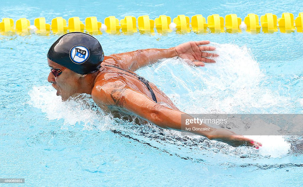 Maria Lenk Swimming Trophy 2015 - Day 4