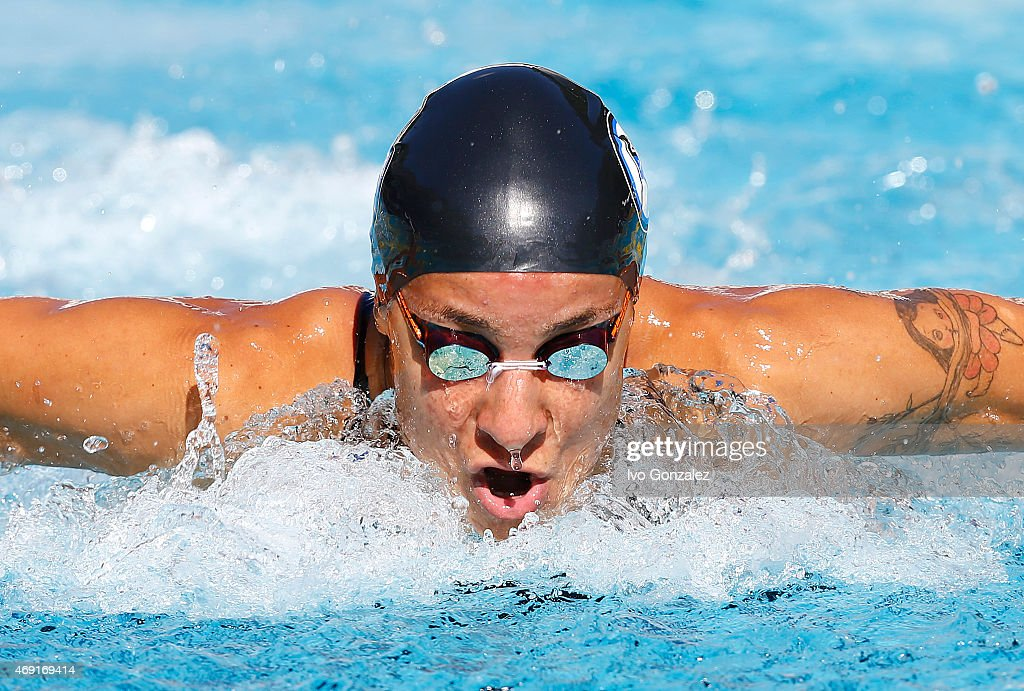 Maria Lenk Swimming Trophy 2015 - Day 5