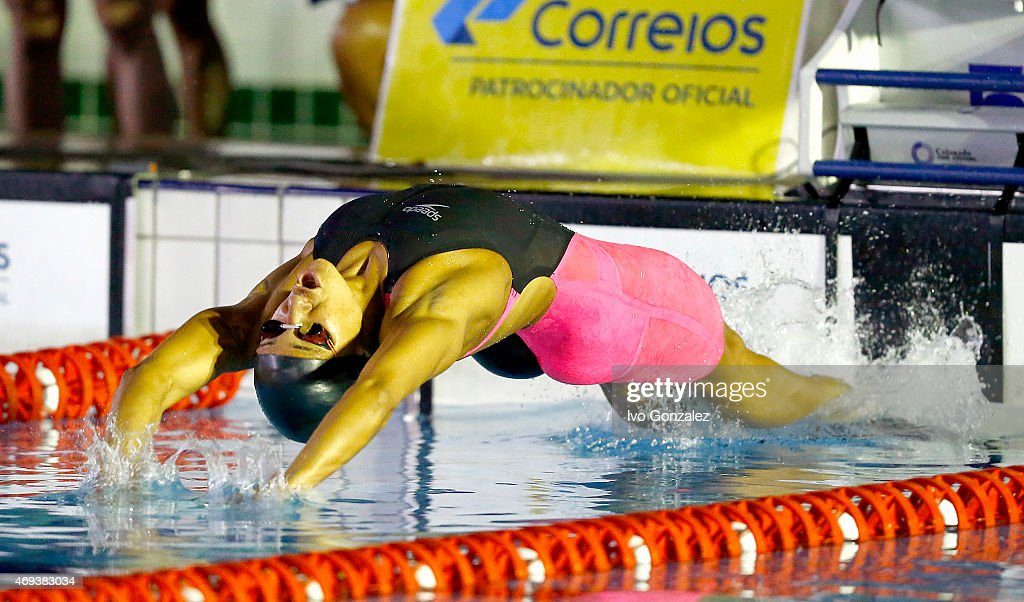 Maria Lenk Swimming Trophy 2015 - Day 6