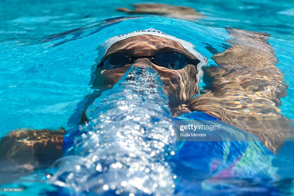 Maria Lenk Swimming Trophy 2017 - Day 2