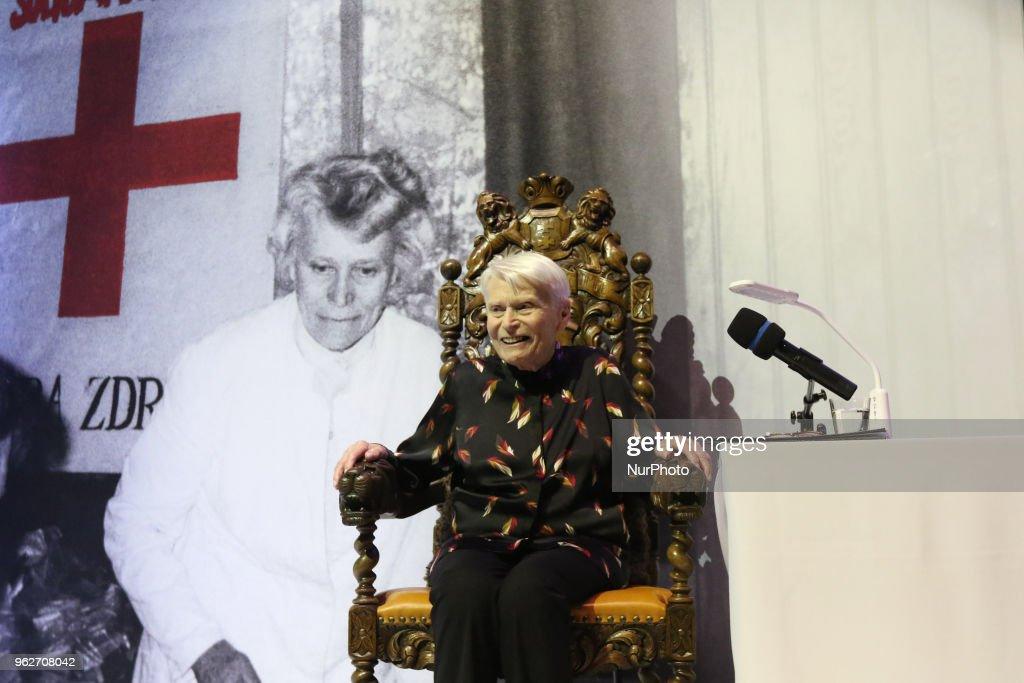 Joanna Muszkowska-Penson Honour Citizen Of Gdansk