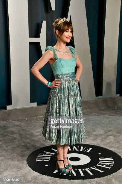 Joanna Newsom attends the 2020 Vanity Fair Oscar Party hosted by Radhika Jones at Wallis Annenberg Center for the Performing Arts on February 09,...