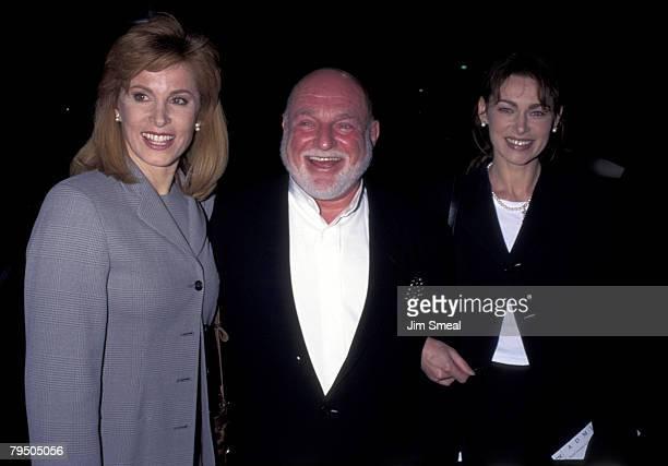 Joanna Pacula John Schlesinger and Stefanie Powers